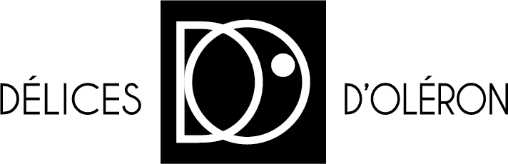 Contact - Logo Les Délices d'Oléron - Delphine et Olivier