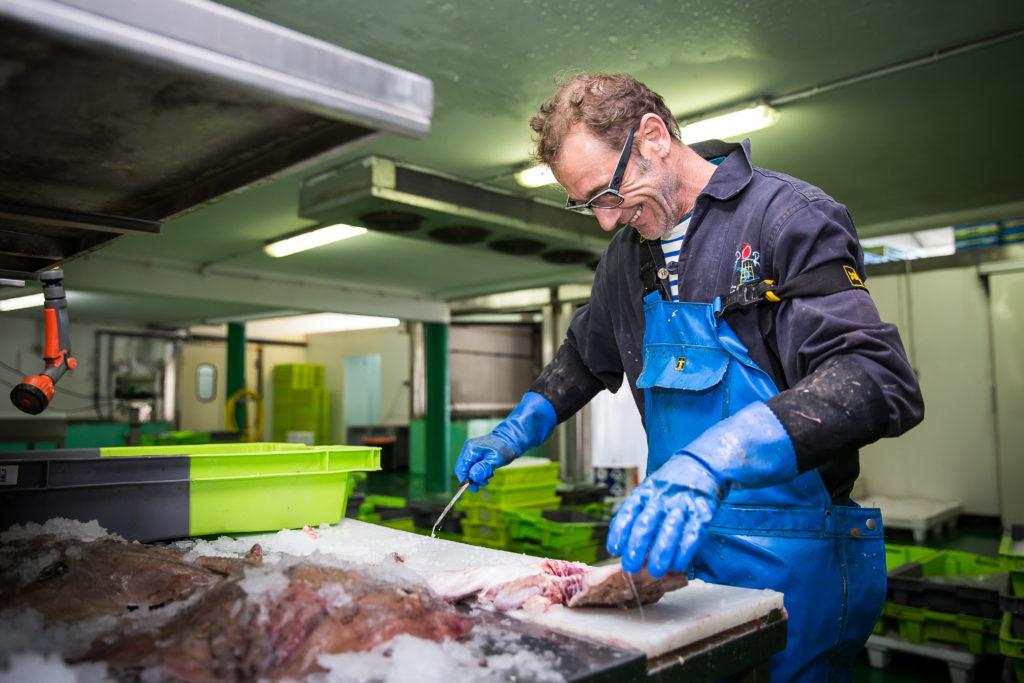 nos points de vente - Les pêcheries de la Côtinière - Delphine et Olivier